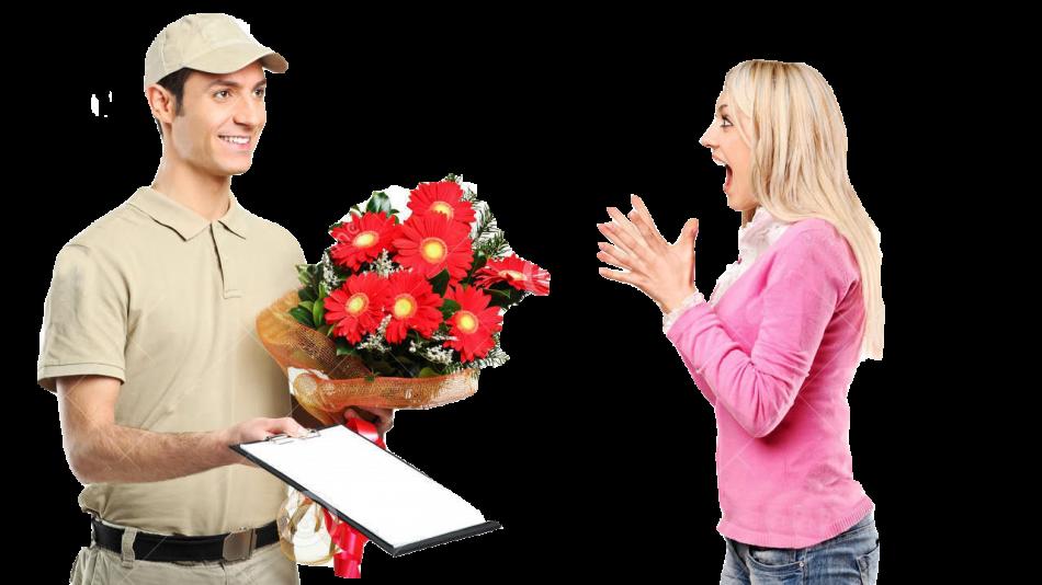 Картинки доставка подарка